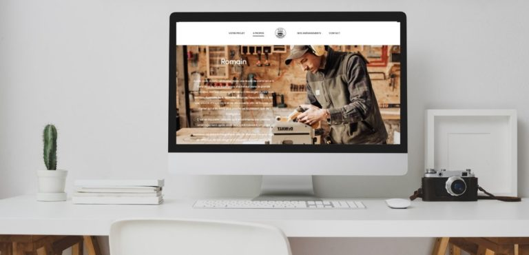 Photographe pro - images pour site web